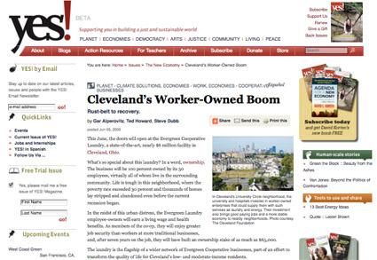 cleveland worker